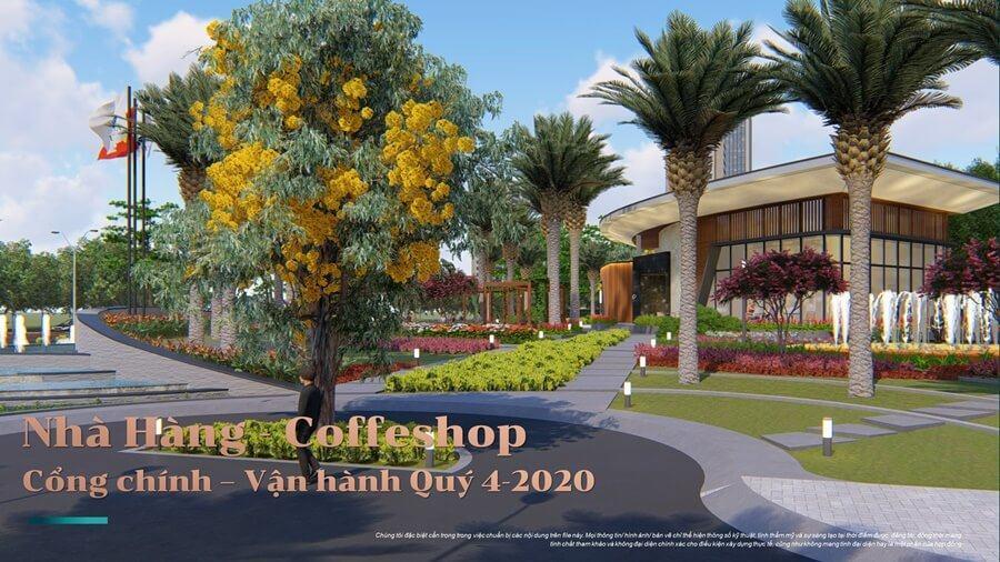 Nhà Hàng Coffe Shop