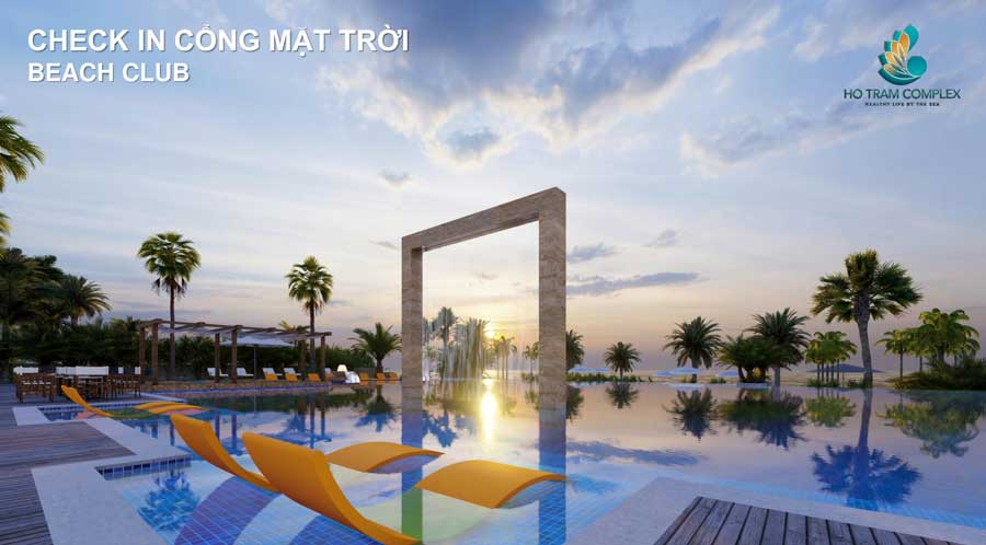 Check In Cổng Mặt Trời