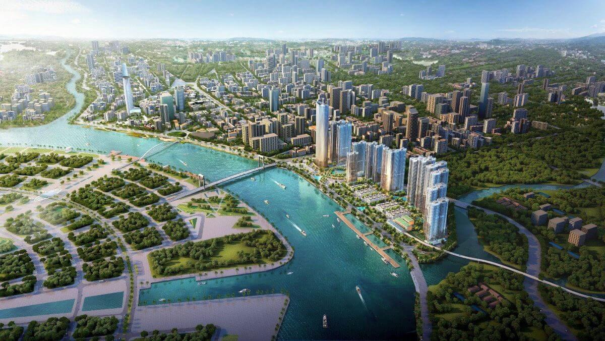 Bất động sản hàng hiệu đưa bất động sản Việt vươn tầm quốc tế