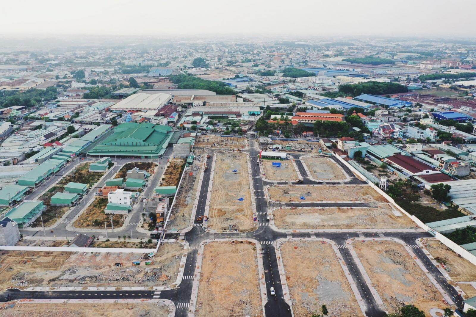 Đầu tư đất nền dự án là loại hình kinh doanh phổ biến hiện nay