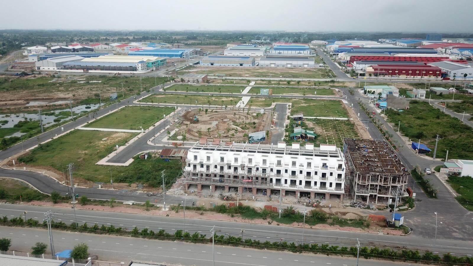 Đầu tư đất nền nơi có nhiều dân cư sinh sống đông đúc