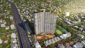 Dự án bất động sản D - Homme quận 6.