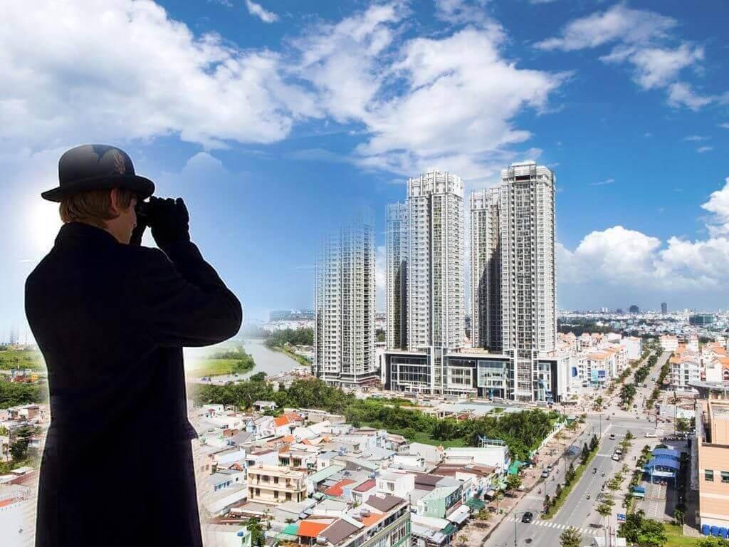 Tìm đến các chuyên gia bất động sản để nhờ họ định giá khu đất