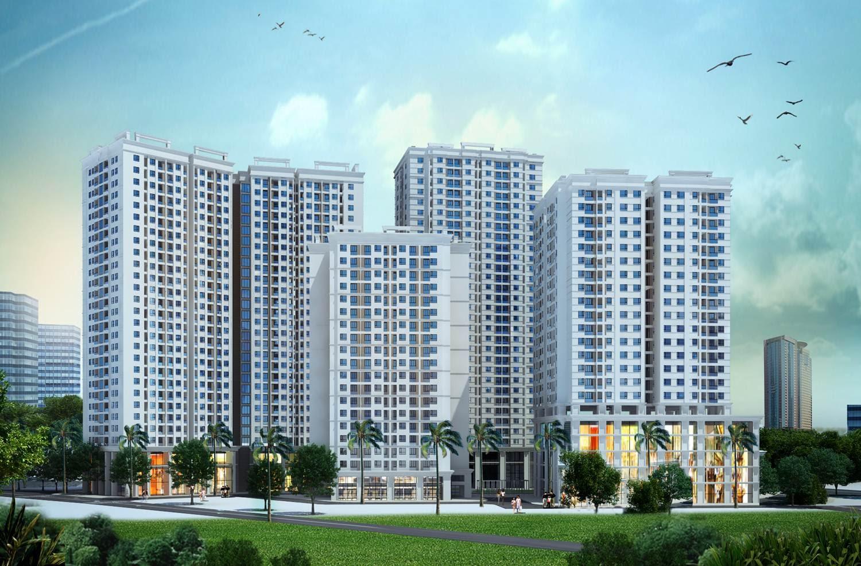 Khi chọn mua chung cư hãy chú ý tới số tầng hợp với bạn