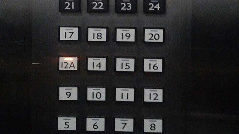 Có nên mua chung cư tầng 12a hay không?